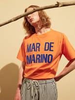 [UNISEX] Mar de Marino T shirt Orange