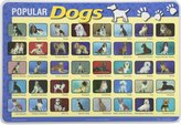PAINLESS LEARNING PLACEMATS-Popular Dogs-Placemat
