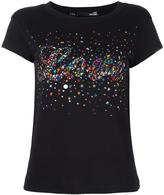 Love Moschino logo embellishment T-shirt