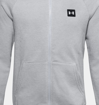 Under Armour Boys' UA Rival Fleece Full Zip Hoodie