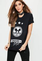 Missguided Mickey Graphic T-Shirt