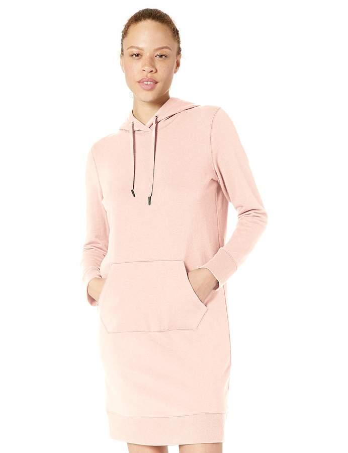 XS-3X Soft Cotton Modal French Terry Fleece 1//4 Zip Workout Hoodie Sweatshirt Core 10 Womens