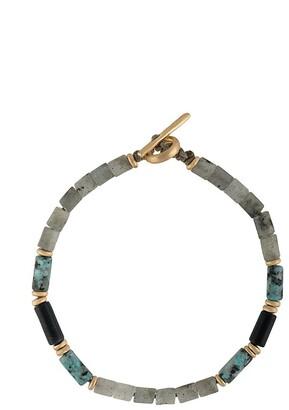 M. Cohen Mixed Bead Bracelet