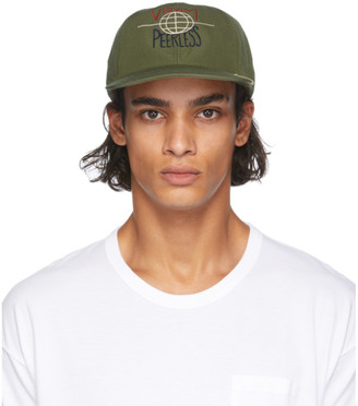 Visvim Green Excelsior Cap