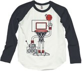 Junk Food Clothing Youth Boy's Street Ball Tee