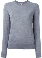 Burberry elbow patch sweater - women - Wool - S