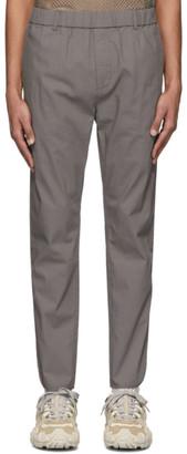 Robert Geller Grey The Dyed Lounge Pants