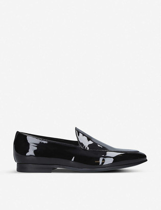 Aldo Qirarien patent leather loafers