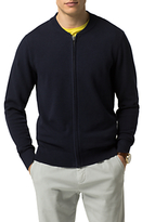 Tommy Hilfiger Baseball Style Cardigan, Sky Captain
