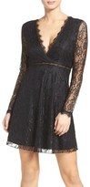 Women's Nsr Lace Skater Dress