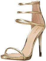 Qupid Women's Gladly-28 Dress Sandal