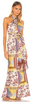 House Of Harlow x REVOLVE Tianna Maxi Dress