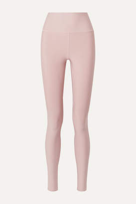 Alo Yoga Airlift Stretch Leggings - Baby pink