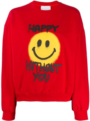 Philosophy di Lorenzo Serafini Happy Without You sweatshirt
