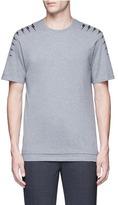 Neil Barrett Thunderbolt print T-shirt