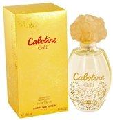 Parfums Gres Cabotine Gold Eau De Toilette Spray For Women 3.4 Ounce by