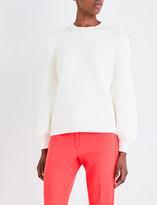 Victoria Beckham Needle Change chunky-knit jumper