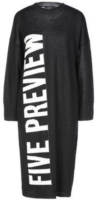 5Preview Knee-length dress