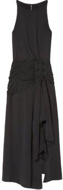 Ramy Brook Lana Dress - L - Black