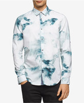 Calvin Klein Jeans Calvin Klein Men's Bleached Denim Shirt