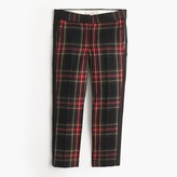 J.Crew Girls' tartan party pant