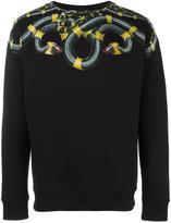 Marcelo Burlon County of Milan 'Sabino' sweatshirt - men - Cotton - XXS