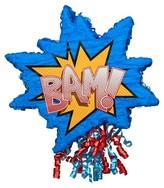 BuySeasons Superhero Comics Pinata