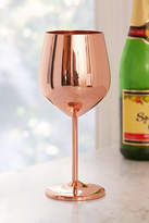 Urban Outfitters Copper Wine Glass