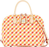 Dooney & Bourke Elsie Collection Zip Zip Satchel