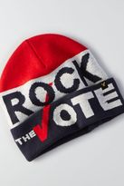 American Eagle Outfitters AE Rock The Vote Beanie
