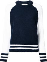 Rag & Bone Jean contrast jumper