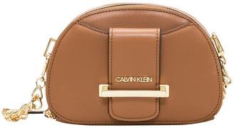 Calvin Klein Chained Zip Around Crossbody Bag
