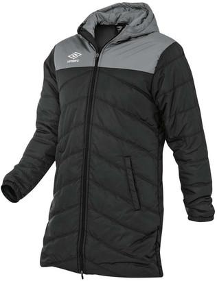 Umbro Long Padded Coaches Jacket
