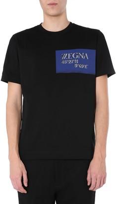 Ermenegildo Zegna Round Neck T-shirt