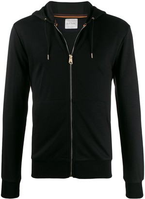 Paul Smith Long Sleeve Zip Hoodie