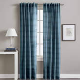 CHF Preston Rod-Pocket Back-Tab Sheer Curtain Panel