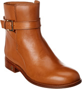 Tory Burch Brooke Leather Ankle Boot