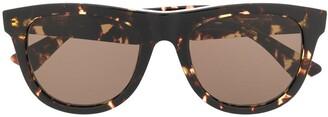 Bottega Veneta Tortoiseshell Sunglasses