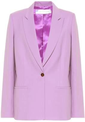 Victoria Victoria Beckham Wool-blend blazer