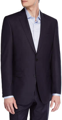 Versace Men's Mini Checkered Wool-Blend Two-Piece Suit
