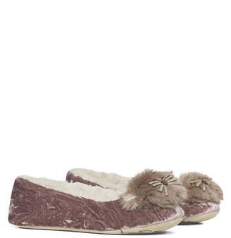 Ruby & Ed Ballerina Whiskers Slippers