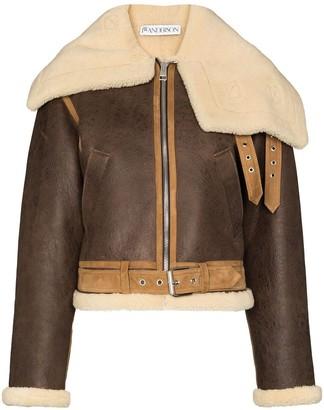 J.W.Anderson Aviator Jacket