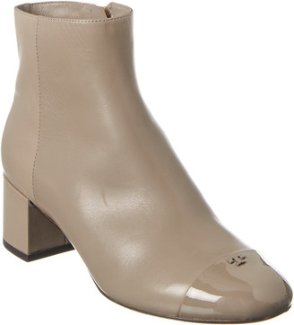 Tory Burch Shelby Leather Bootie