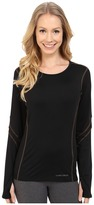 Hot Chillys - F8 Performance 8K Crew Neck Top Women's Short Sleeve Pullover