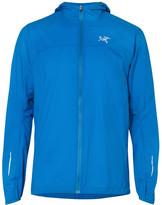 Arc'teryx Incendo Lumin Shell Running Jacket - Royal blue