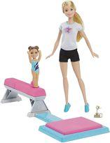 Barbie Gymnastics Feature Playset