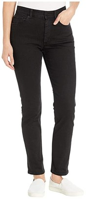 La Vie Rebecca Taylor Ines in Double Black Wash (Double Black Wash) Women's Jeans
