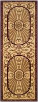 Momeni Elizabeth Hand-Carved Wool Runner Rug