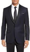 Ted Baker Josh Trim Fit Wool Dinner Jacket