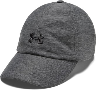 Under Armour Women's Play Up Heathered Baseball Cap